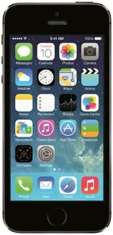 Apple iPhone 5S - 16GB - AT&T - Space Gray (Certified Refurbished)
