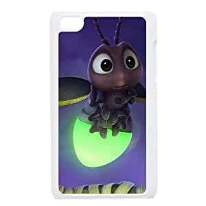 iPod Touch 4 Case White Tinker Bell and the Lost Treasure 002 KYS1088202KSL
