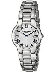 Raymond Weil Womens 5229-ST-01659 Jasmine Swiss Quartz Stainless Steel Watch