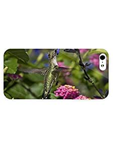 3d Full Wrap Case for iPhone ipod touch4 Animal Hummingbird7ipod touch4