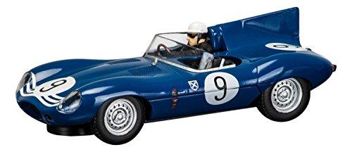 Scalextric Jaguar D-Type 1957 1000km Nurburgring Slot Car (1:32 ()