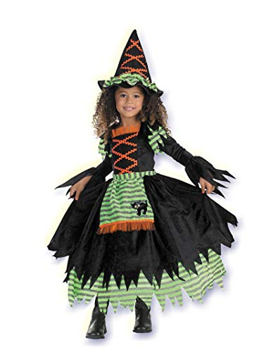 Homemade Halloween Costumes For Toddlers Girls - Disguise Story Book Witch Costume -