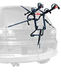 Allen's new Premier line of trunk and spare tire mounted carriers deliver all of the ease of use of our patented quick set up design, along with our new dual compound tie down cradles to fully secure and protect your bicycles. Our new wide pr...