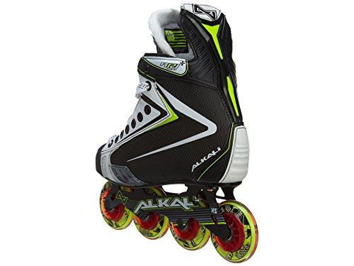 Pattino Per Hockey Alcali Rpd Comp + Stile Unisex: 150124-nero Dimensioni: 12