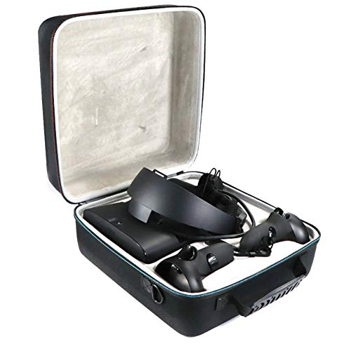 Oriolus Hard Case for Oculus Rift S PC-Powered VR Gaming Headset (Black)