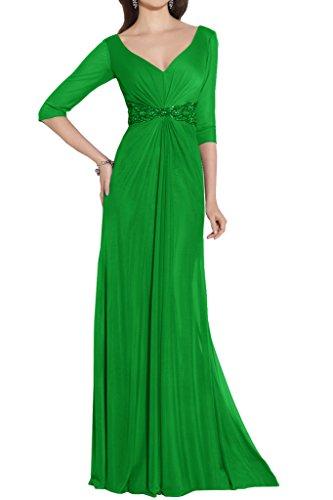 Ivydressing - Vestido - trapecio - para mujer Verde