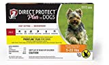 Direct Protect Plus Flea & Tick Topical Treatment