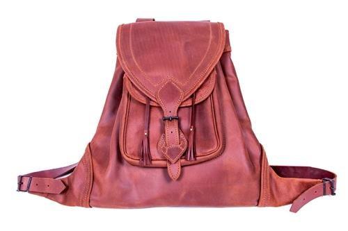 Zurron Leder Hohe Qualität, zwei Taschen von Kalb Design