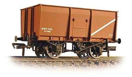 Bachmann 37-451B 16 Ton gorra con visera laterales Mineral Wagon ...