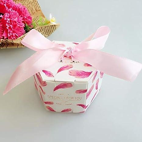 Amazon.com: Xiaogongju Europe Hexagon Style - Caja de ...
