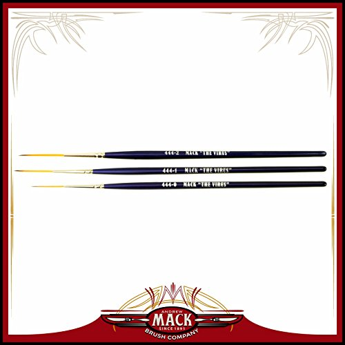mack pinstriping brushes - 8