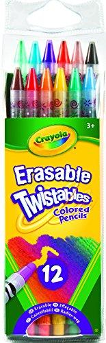 Crayola CRA 68 7508 Twistable Erasable Colored