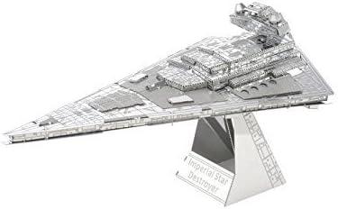 Star Wars Imperial Star Destroyer Metal Earth 3D Model Kit FASCINATIONS