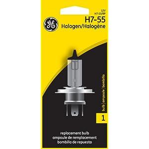 GE Lighting H7-55/BP Standard Automotive Replacement Bulb