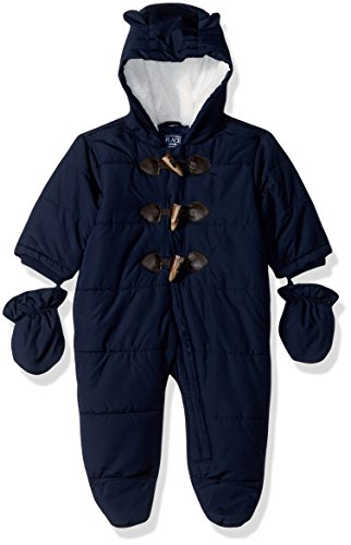 1788d2611 The Children s Place Baby Snowsuit