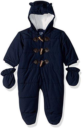 The Children's Place Baby Snowsuit, Tidal 86674, 9-12MOS Baby Boy Snowsuit