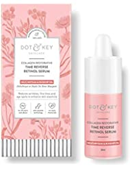 Retinol Serum for Face with Collagen & Peptide Complex, Anti Wrinkle Anti Aging Serum for Face & Skin, 1 fl oz.