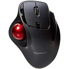 Wireless Trackball Mouse
