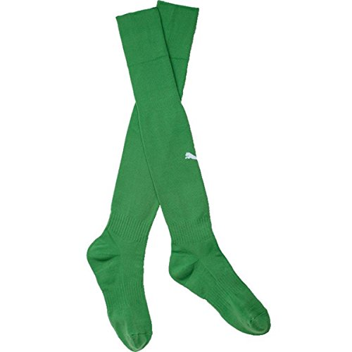 Puma Mens Team Socks - Size 3.5 - 6 Kelly Green - White ()