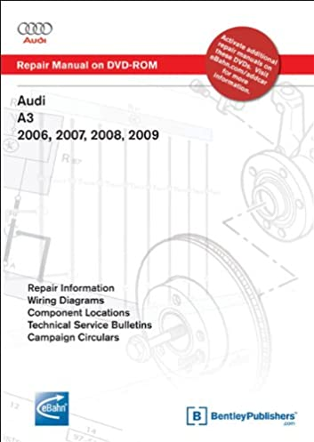 41QI24ht81L._SX353_BO1204203200_ audi a3 2006, 2007, 2008, 2009 repair manual on dvd rom audi of 2006 audi a3 wiring diagram at bayanpartner.co