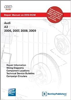 audi a wiring diagram manual audi image wiring audi a3 2006 2007 2008 2009 repair manual on dvd rom audi of on audi a3