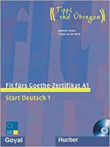 A1 online zertifikat test goethe Dates and
