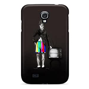 New Arrival Galaxy S4 Cases Chaplin Cases Covers