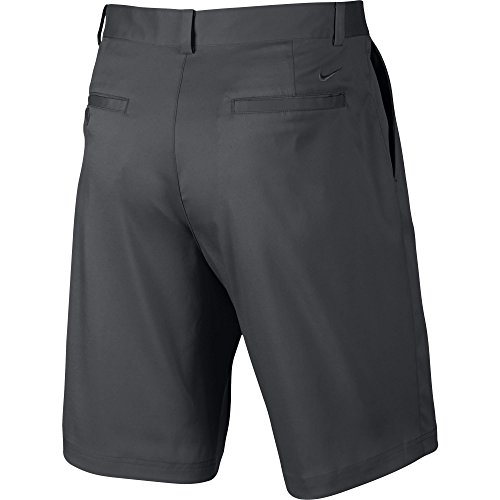 Nike Golf Flat Front Short Dark Grey 38 by NIKE (Image #1)
