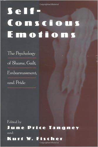 Self-Conscious Emotions: The Psychology of Shame, Guilt