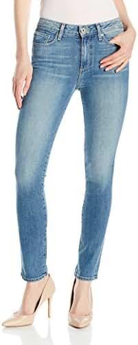 PAIGE Women's Hoxton Ankle Peg Jeans-Marielle