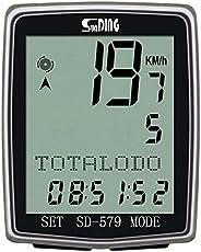 Sunding Cycling Computer Wired Bicycle Speedometer Sensor Bike Odometer Waterproof