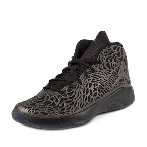 meet cb14e fb5fb Galleon - Nike Jordan ULTRA.FLY Black Metallic Hematite Dark Grey Men s  Basketball Shoe 11 US