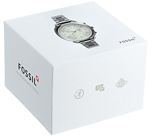 Fossil Hybrid Smartwatch - Q Accomplice Stainless Steel FTW1202 by Fossil (Image #3)