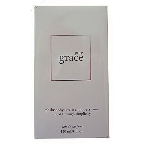Philosophy Pure Grace Eau De Parfum Perfume 4 Fl Oz 120ml SEALED/BOXED
