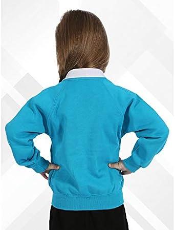 School Uniform 365 Innovation Girls Sweatshirt Cardigans