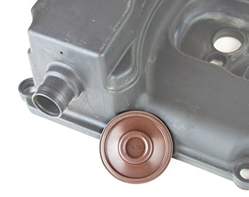 (RKX 3.6 & 3.2 Engine Valve Cover PCV Valve Diaphragm membrane for VW Audi V6 VR6 R32)