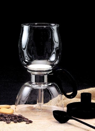 Yama Glass 5 Cup Stovetop Coffee Siphon (Syphon)