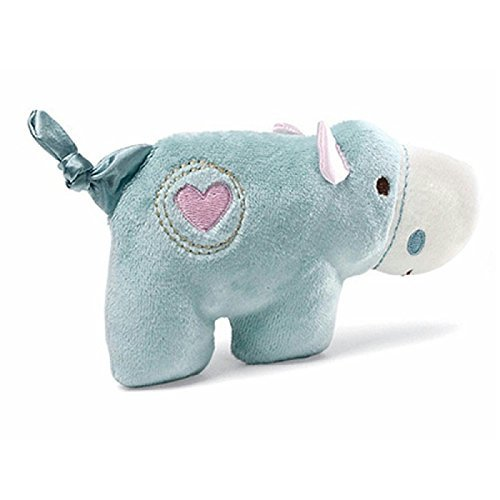 Baby Gund Safari Friends Rattle – Hippo   B00SZ5JPBC