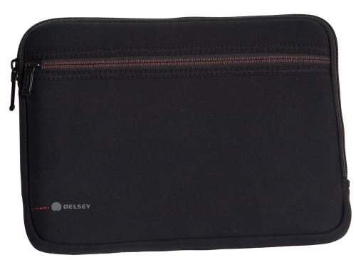 delsey-helium-ipad-netbook-computer-sleeve-black