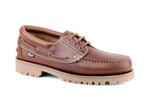 117840ed2de Komo2Flex - Zapatos tipo náuticos piel hombre invierno