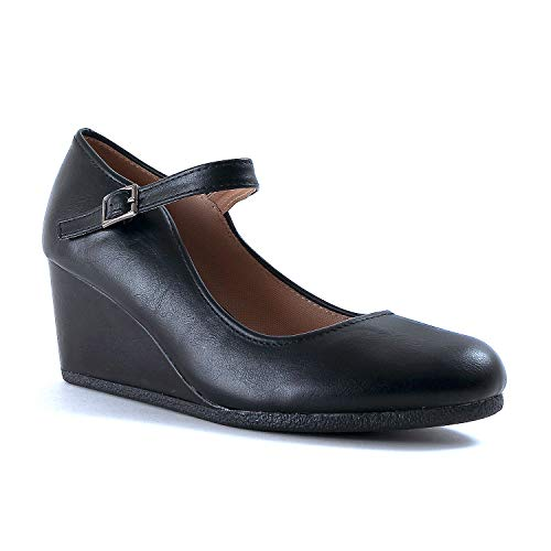 Guilty Shoes - Patricia-05 Black Pu, ()
