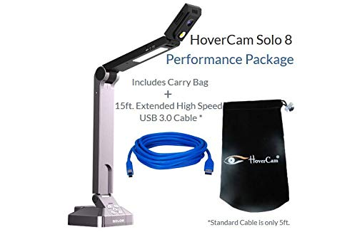 HoverCam Solo8-HC-USB3 Solo 8 Document Camera Performance Kit
