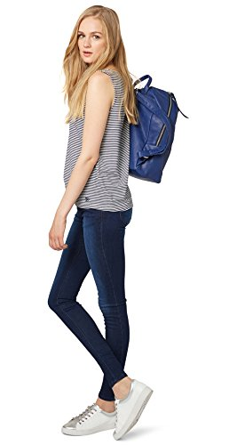 Dunkelblau Denim Blue Extra Tailor Donna Jona Skinny Tom Jeans 8zTwqz
