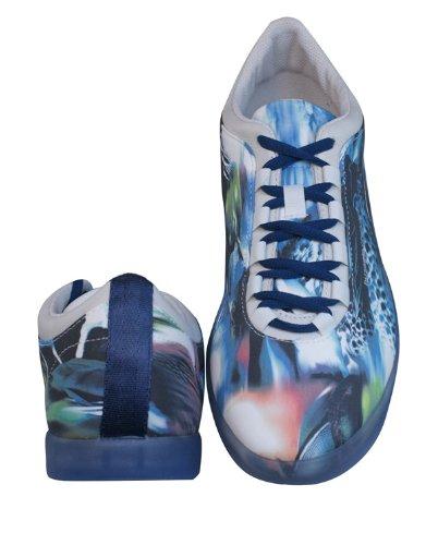 Puma - Zapatillas de deporte de cuero para hombre