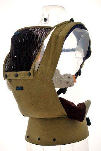 Patapum Toddler Carrier Version 3 0 Khaki