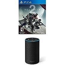 Destiny 2 - PS4 Standard Edition + Echo (2nd Generation) - Charcoal