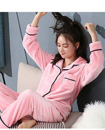Pijamaniña Mujer Dormir Ytnga El 1 Winterladies Tamaño Mujeres Pijamas De Las Más agwqFzx
