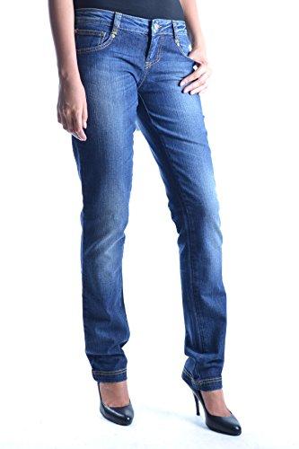 Frankie Morello Mujer MCBI125004O Azul Algodon Jeans