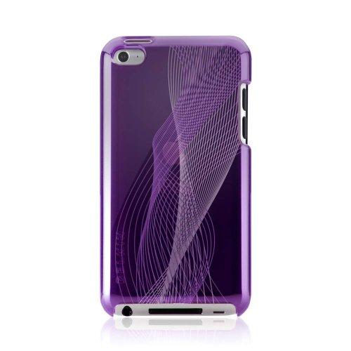 Belkin Emerge 021 Case for Apple iPod Touch 4th Generation (Purple - Ipod Belkin Components Touch