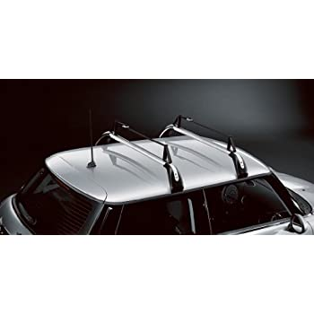 Amazon Com Mini Cooper Roof Rack Base Support System